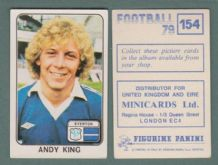 Everton Andy King 154